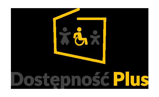 Program Dostępność Plus logo