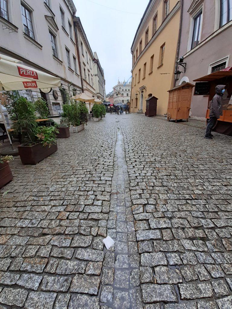 Lublin miasto dostępne. Spacer badawczy szlakiem turystycznym pod kątem DOSTĘPNOŚCI dla osób ze szczególnymi potrzebami