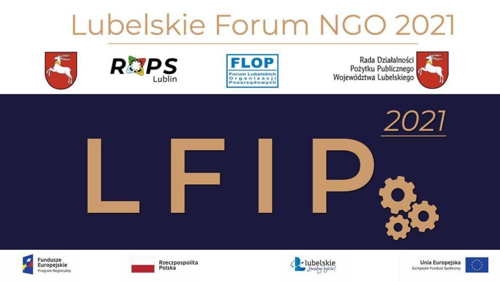 Lubelskie Forum Inicjatyw Pozarządowych 2021